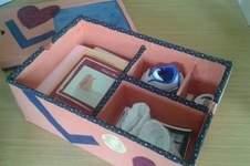 Makerist - Babys Erinnerungsboxe /n - 1