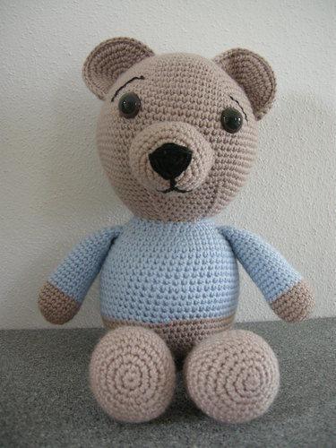 Makerist - Lil's classic Teddy - Häkelprojekte - 1