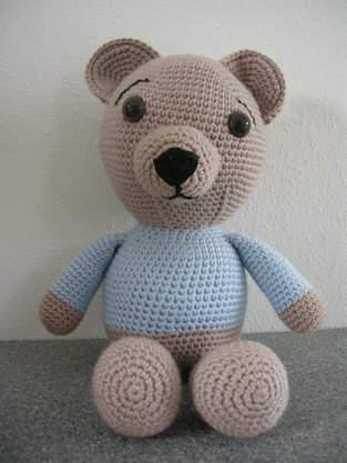 Makerist - Lil's classic Teddy - 1