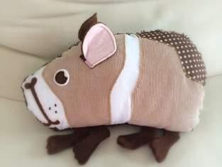 Makerist - Meerschweinchen Schmittchen - 1