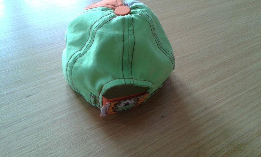 Makerist - Happy happy happy macht mich dieses cappy - Nähprojekte - 2