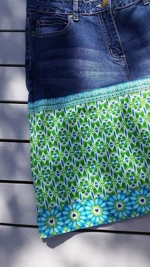 Makerist - Jeansrock für mich! :-) - 1