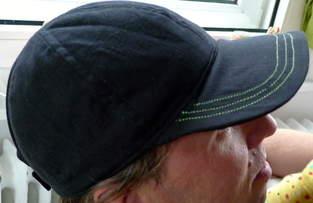 Makerist - Baseballcap Happy für meinen Mann - 1
