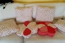 Makerist - Blumenkissen und Kissenhüllen - 1