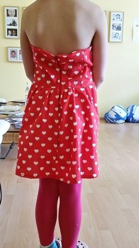Makerist - Mädchenkleid - Nähprojekte - 1
