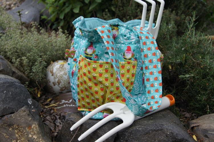 Makerist - Gartentasche - Nähprojekte - 1