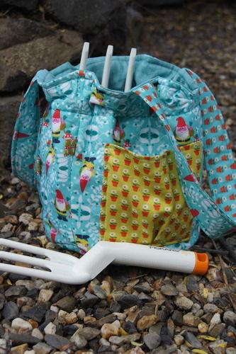 Makerist - Gartentasche - Nähprojekte - 3