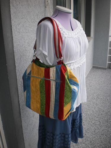 Makerist - meine neue Handtasche - Nähprojekte - 1