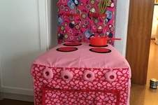 Makerist - Spielküche aus Baumwollstoff - 1