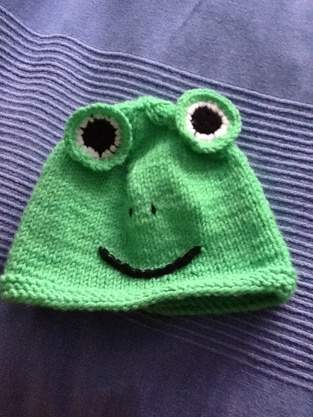 Makerist - Froschmütze die  erste - 1