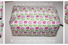 Makerist - Kosmetiktasche - 1