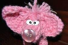 Makerist - Glückshäkelschutzengelschweinchen Angelo - 1