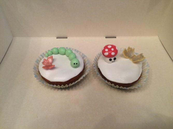 Makerist - Fondant Muffins :-) - Torten, Cake Pops und Cupcakes - 3