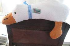 Makerist - Ente aus Frottee  - 1