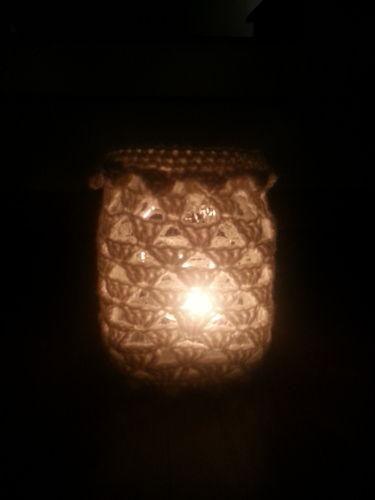 Makerist - Windlicht - Häkelprojekte - 1