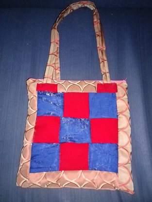 Makerist - Patchwork Handtasche - 1