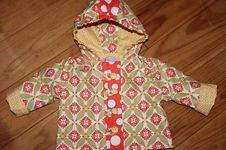 Makerist - retro-Babyjacke - 1