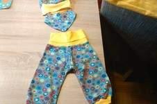 Makerist - Beani, Spuktuch und Jumphose fürs Baby - 1