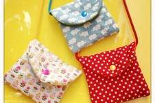 Makerist - kleines Portemonnaie zum Umhängen - 1