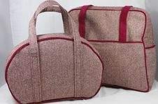 Makerist - Reiseset / Weekender und Handtasche - 1