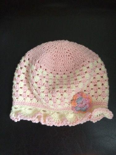 Makerist - Sommermützen für meine Enkeltöchter - Häkelprojekte - 2