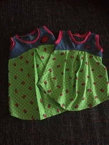 Makerist - Sommerkleidchen/Tunika Elea   / 2 Enkelinnen - 2 Kleidchen :-) - Nähprojekte - 1