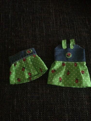 Makerist - Sommerkleidchen/Tunika Elea   / 2 Enkelinnen - 2 Kleidchen :-) - Nähprojekte - 2