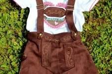 Makerist - Baby-Lederhos'n - 1