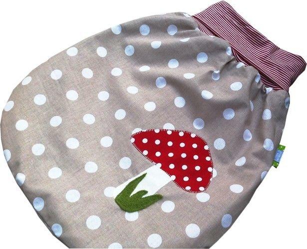 Makerist - Pucksack für Babys - Nähprojekte - 1