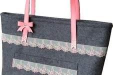 Makerist - Tasche mit Henkel in verschiedenen Größen - 1
