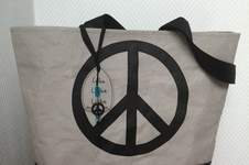 Makerist - Peace Tasche aus Snap Pap - 1