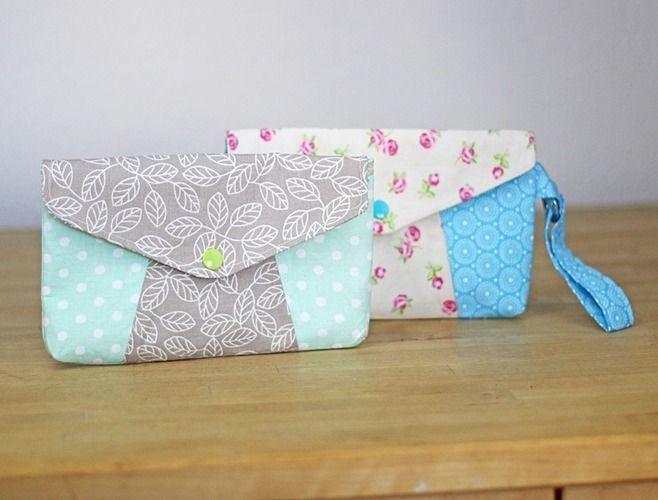 Makerist - Geometrische Tasche - Nähprojekte - 2