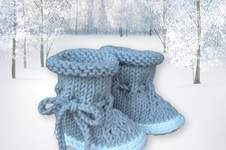 Makerist - Baby Booties - 1