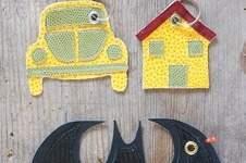 Makerist - Schlüsselanhänger aus Leder - 1