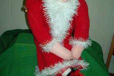 Makerist - Deko Weihnachtsmann - 1