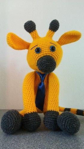 Makerist - Giraffe Sunny - Häkelprojekte - 1