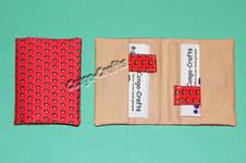 Makerist - Anl. Visitenkartenhülle mit Nähmagnet u. Haltelaschen - 1