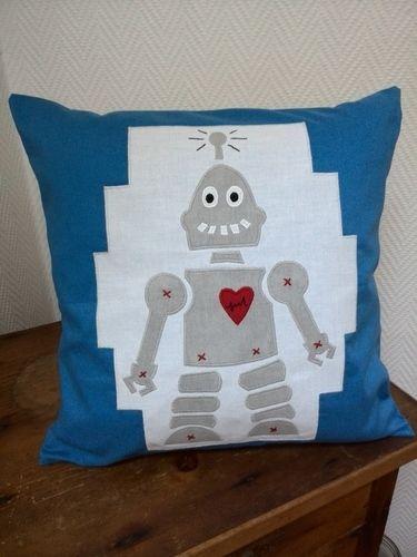 Makerist - Mr. Robot - Nähprojekte - 1
