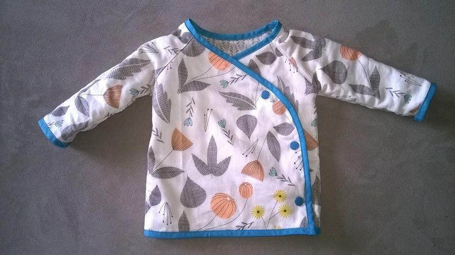 Makerist - Baby-Wickel-Wendejacke - Nähprojekte - 1