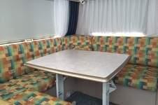 Makerist - Wohnwagen Sitzgruppe  - 1