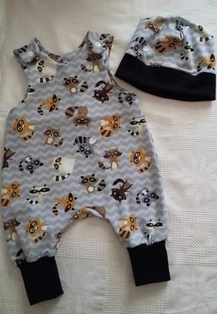 Makerist - Babystrampler + Mütze - 1