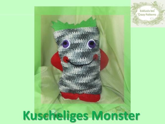 Makerist - Monsteralarm - Häkelprojekte - 2