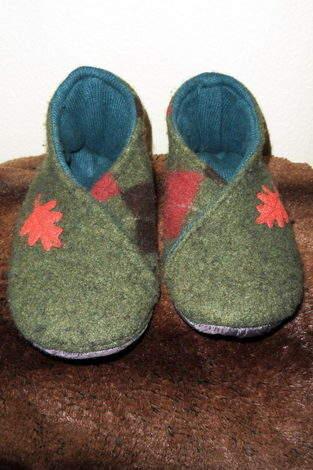 Makerist - Kimono Hausschuhe - 1