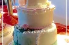 Makerist - Hochzeitstorte für meine Schwägerin - 1