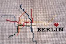 Makerist - Métro de Berlin - 1