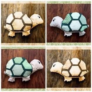 Makerist - Schildkröte Selma <3 - 1