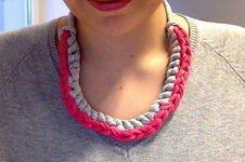 Makerist - Collier crocheté - 1
