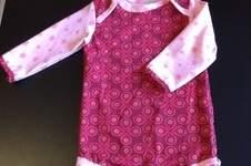 Makerist - Babybody für meine Nichte - 1