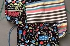 Makerist - Sew a smile bag für Flüchtlinge - 1