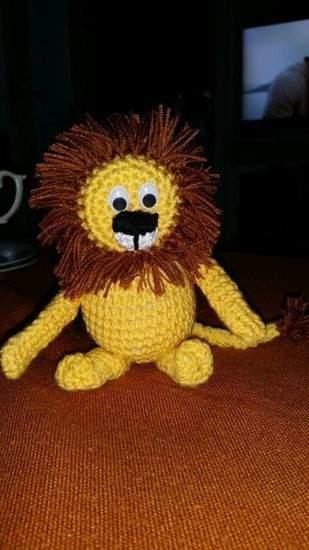 Makerist - Mein Löwe - 1